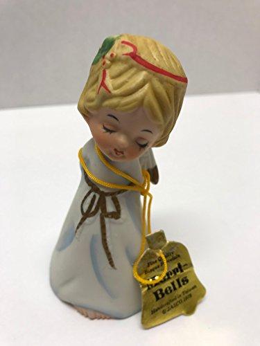 Russ Merri-Bells Porcelain Angel Bell