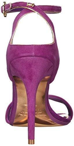 Ted Heeled Sandal Mirobell Pink Baker Women's rqafUwxrt