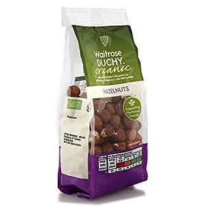 Waitrose Love Life Organic Hazelnuts - 150 gm