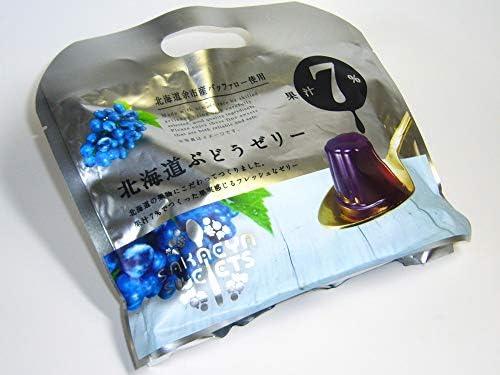 北海道ぶどうゼリー 20袋セット