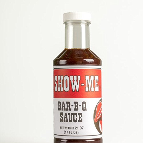 SHOW-ME BAR-B-Q SAUCE (2 Bottles, 17fl Oz) Barbecue Sauce Spices Seasoning and Rub For: Meat, Ribs, Rib, Chicken, Pork, Steak, Wings, Turkey, Prime Rib, Fish, Seafood, Grill, Grilling Barbecue (Exotic Steak Sauce)