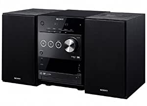 Sony CMT-DX400A/CE12 Compact Stereo (Black)