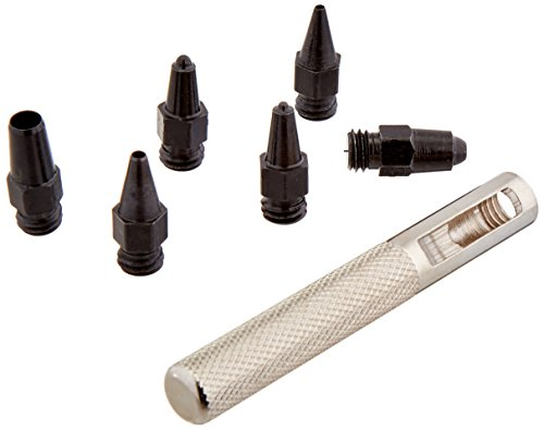 (One Darice Eyelet Setter 7 Pieces)