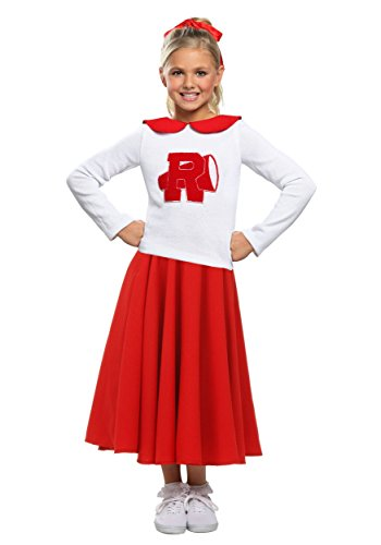 Grease Rydell High Girls Cheerleader Costume Medium