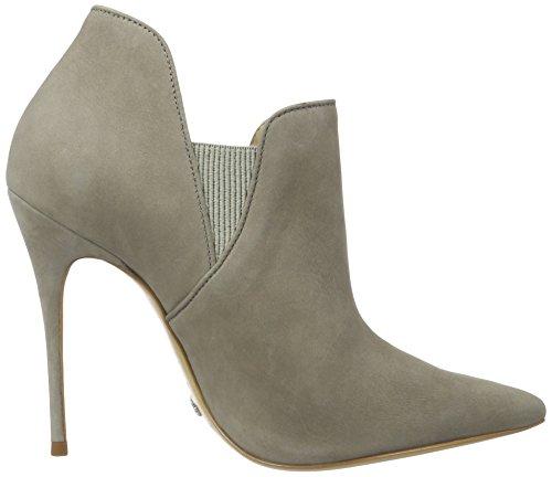 SCHUTZ Stilleto - Zapatos abotinados Mujer Gris