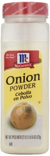 Mccormick Onion Powder  22 Ounce