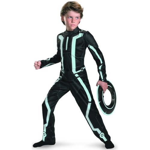 Deluxe Tron Legacy Costume - Medium -