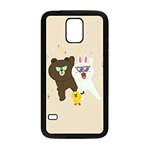 cute joyful bears personalized high quality cell phone case for Samsung Galaxy S5