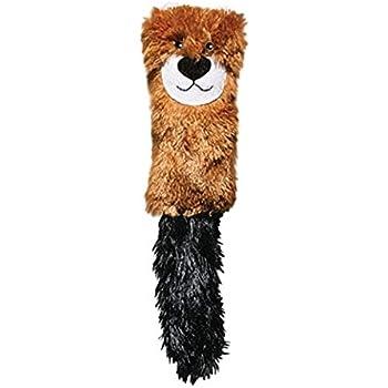 KONG Cat Cozie Kickeroo Catnip Toy Brown Bear