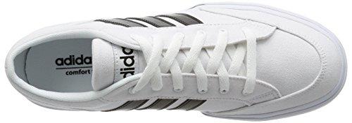 Adidas Mens Gvp, Blanc / Noir / Gomme Blanc / Noir / Gomme