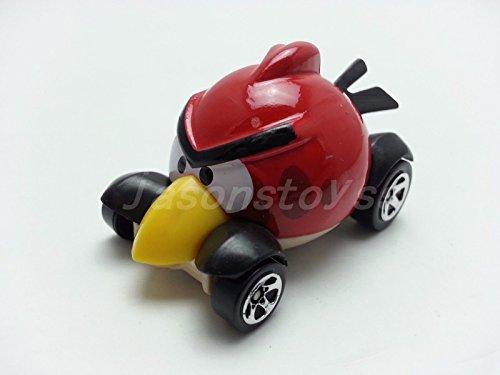 Good Hot Wheels Angry Birds Red Bird Diecast - Crv Hotwheels