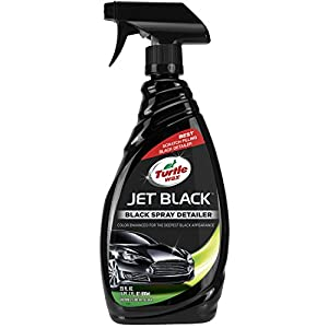 Turtle Wax T-319 Black Spray Detailer - 23 oz.