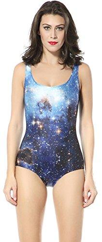 THENICE - Conjunto - para mujer Galaxy Star