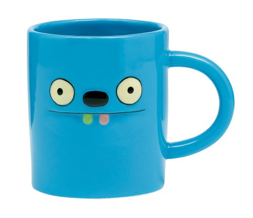 Grasslands Road Uglydoll Tutulu Mug, 18-Ounce, Blue ()