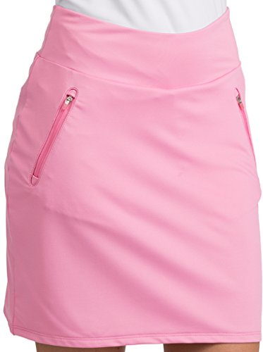 Antigua Ladies Spunky Skort Rose Medium ()