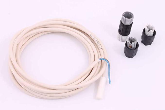 Miele nevera congelador evaporador Sensor de Temp. Genuine número ...