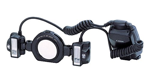 Canon MT-24EX Macro Twin Lite Flash for Canon Digital SLR Cameras
