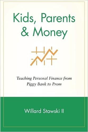 Kids, Parents & Money: Teaching Personal Finance from Piggy Bank ...