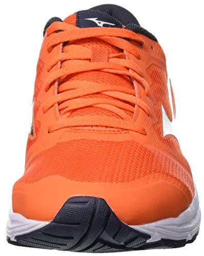 Lx Flame Ombreblue Sneakers Ezrun Shoe Mehrfarbig Herren Mizuno 001 White qOYgRaftYw