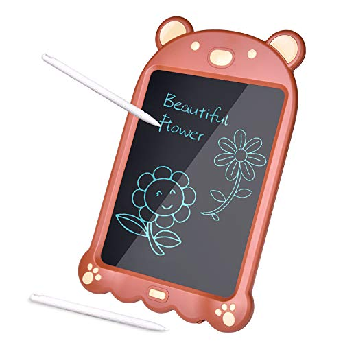 FUN LITTLE TOYS LCD Writing Tablet 8.5 Inch Drawing Pad, Portable Doodle Board for Kids, Traveling Gift Toys for Boys and Girls