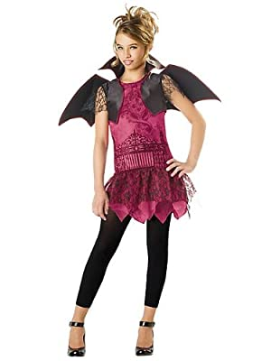 Incharacter Costumes Llc Girls' Twilight Trickster Costume
