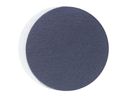 (11 Inch Non Woven Scuff Buff n Blend Discs (Grey, 5 Pack))