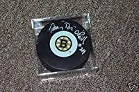 Bruins Terry O'Reilly Autographed Puck