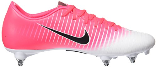 Nike Men's Mercurial Victory Vi Sg Football Training Shoes Pink (Racer Pink/Black-white-white) LdTPgfX