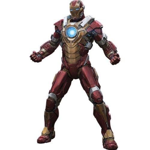 Dragon Models Iron Man 3 - Mark XVII - Heartbreaker Armor Model Kit (1/9 Scale)