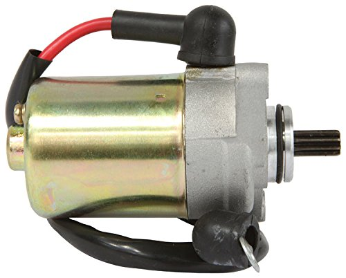 02 03 04 05 06// 49CC 83CC// A31200-116-000 49-5299 495299 DB Electrical SND0505 Starter For Bombardier Ds50 Ds90 Mini Quest 50 2-Stroke