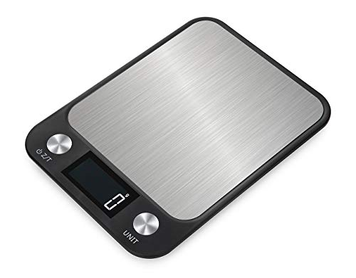 Homoda Digital Kitchen Scale Multifunction Food Scale, Large