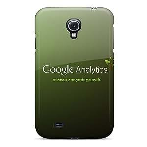 Excellent Design Google Analytics Phone Case For Galaxy S4 Premium Tpu Case