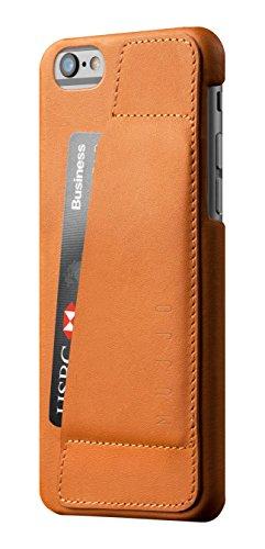 """Mujjo étui de protection en cuir pour apple iPhone 6 11,93 cm (4,7 """")-beige"""