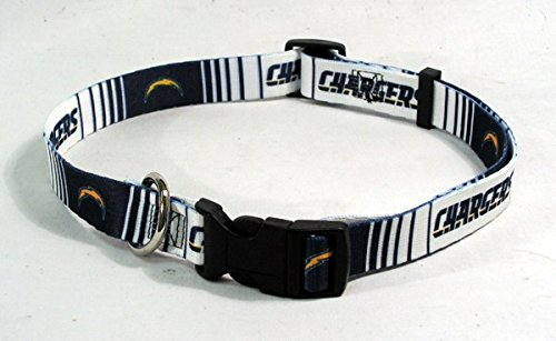 Hunter San Diego Chargers NFL Extra Large XL Dog/Cat Pet Collar (Dog San Diego Collar Chargers)