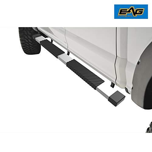 Aluminum Duty Step - EAG Chrome 6