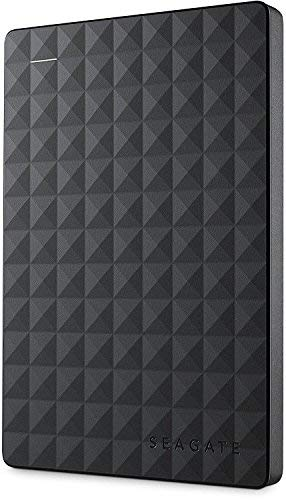 Seagate Expansion 4TB Portable External Hard Drive USB 3.0 (STEA4000400) (Renewed)