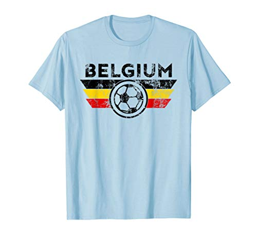Womens Country Soccer Jersey - Belgium Soccer Jersey Shirt Belgian Football