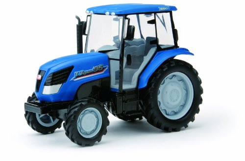 1/32 ISEKI  トラクター TJV(ブルー) 「ダイヤペット 建機コレクション」 DK-6117