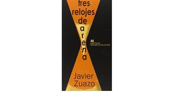Tres relojes de arena: César Manzanos Bilbao: 9788493965839: Amazon.com: Books