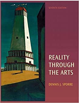 Book Reality Through the Arts [With CDROM] by Dennis J. Sporre (2009-01-22)