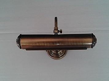 Ilbottegone lampada a parete per quadri e specchi applique bagno