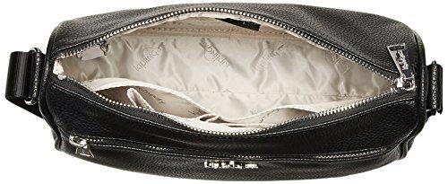 Crossbody Bag Kipling Callie Pu Black Solid OxtHIPqwv