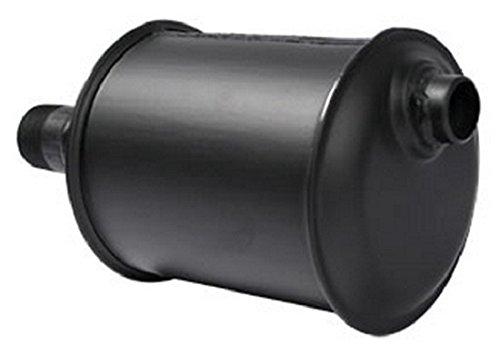 Length John Deere Muffler - AM30280 Exhaust Muffler Made for John Deere 110 110H 112 112H Riding Mower