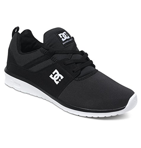 Shoes Black DC Bkw Herren Schwarz White Heathrow Sneaker fgPwqPSd