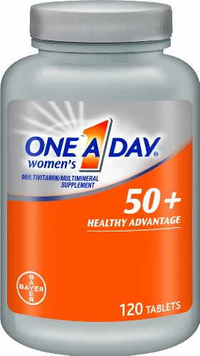 One A Day Women's 50+ Advantage Multivitamins, 120 Count, Health Care Stuffs