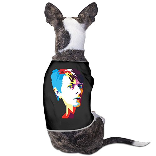 Bowie Lazarus Costume David (Ror David Robert Jones Puppy T Shirt S)