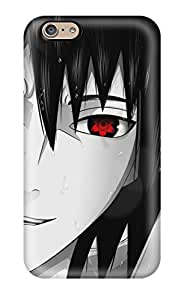 For NewArrivalcase Iphone Protective Case, High Quality For Iphone 6 Naruto: Shippuden Naruto Sharingan Skin Case Cover