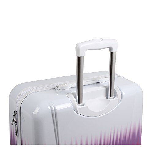 Steve Madden Large Hard Case Luggage With Spinner Wheels (Spikes) by Steve Madden (Image #6)