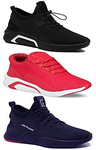 WORLD WEAR FOOTWEAR Men's (9228-9279-1243) Casual Sports Running Shoes
