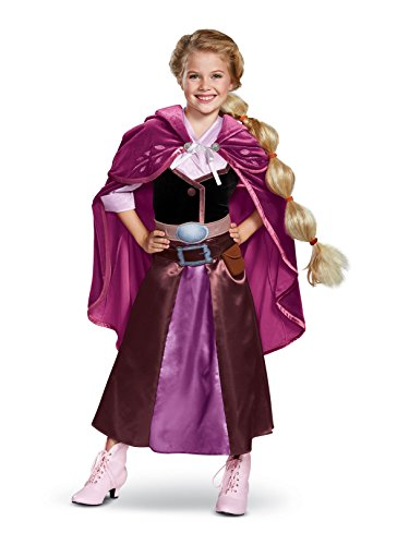 Disguise Rapunzel Season 2 Deluxe Child Costume, Purple, Size/(4-6x)]()